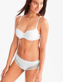 Brief C&A Lingerie Side Fishnet White