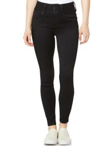 Jeans Skinny WallFlower High-Waisted Noir