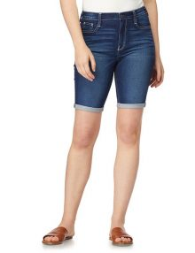 Shorts Jeans Irresistible High Rise Bermuda