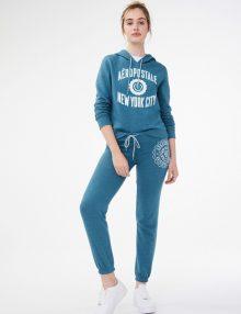 Sweatpants Aeropostale NY Classic Dazzling Blue