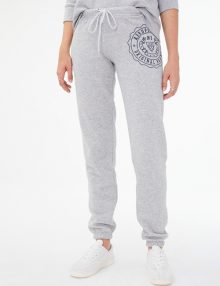 Sweatpants Aeropostale NY Classic Light Heather Grey