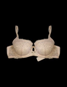 Bra C&A Double Small Ribbon Flower Lace Dust Storm