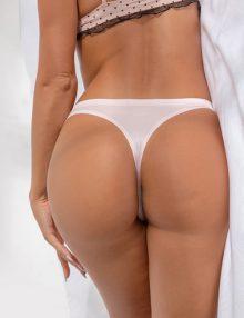 Thong Seamless Comfort Shiny Pink