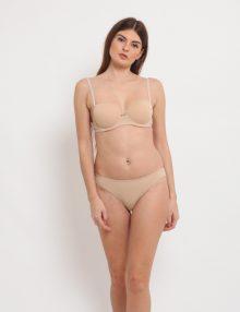 Bra Set Strapless Rheto Comfort Nude