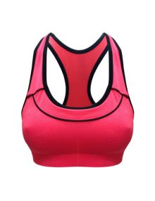 Sports Bra C&A Medium Impact Neo Red Coral