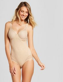 Bodysuit Bali Ultra Light Nude