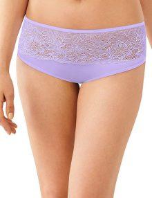 Panties Bali Comfort Indulgence Satin Purple