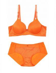 Bra Set Filativa Ice Nudie Free Wire Orange