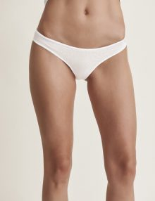 Brief Maidenform Cotton Stretch White