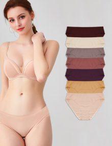 Brief Cotton Vivien Rosebud Skin