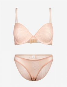 Bra Set Fishnet Beauty Skin